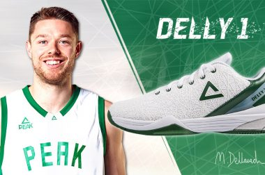 PEAK x Matthew Dellavedova Delly 1